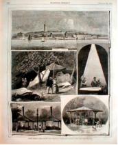 Harper's Monthly Illustration